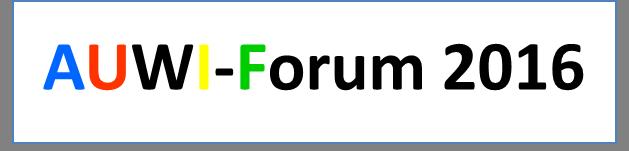 Außenwirtschaftsforum Region Bonn, 2. März 2016