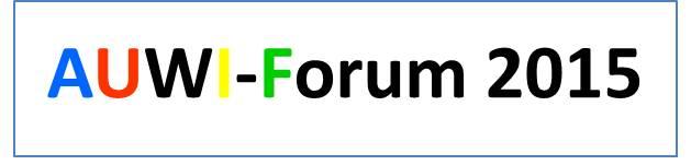 Außenwirtschaftsforum Region Bonn, 18. März 2015