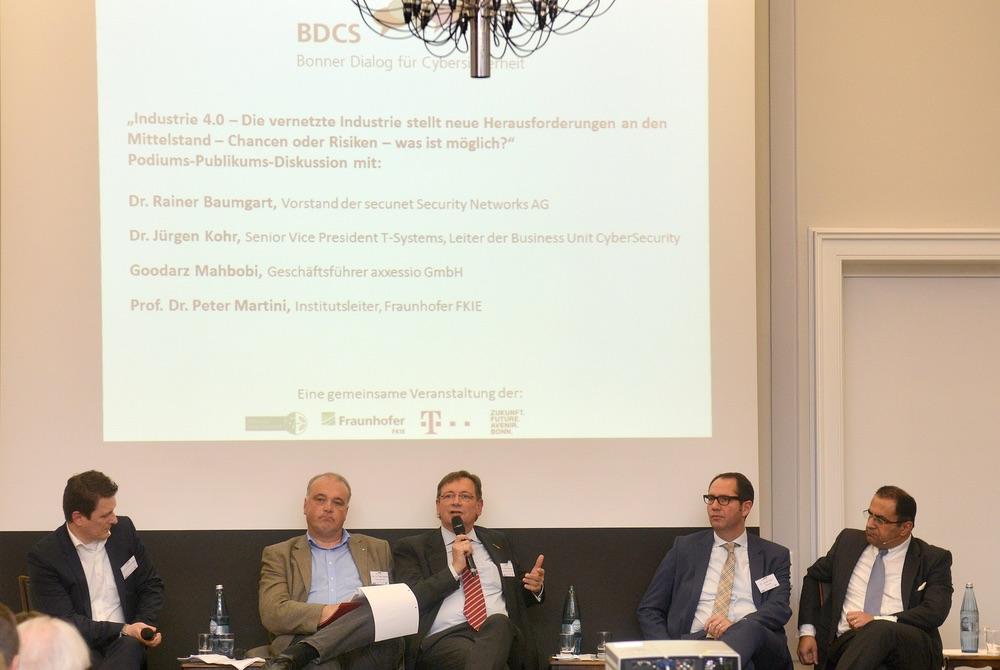 4. Bonner Dialog für Cybersicherheit