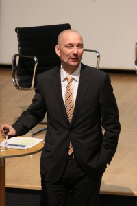 Axel Petri, Group Security Governance, Senior Vice President Deutsche Tel-ekom AG