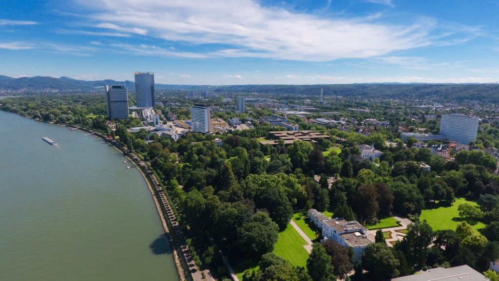 Bonn International Business District - das Bonner Bundesviertel