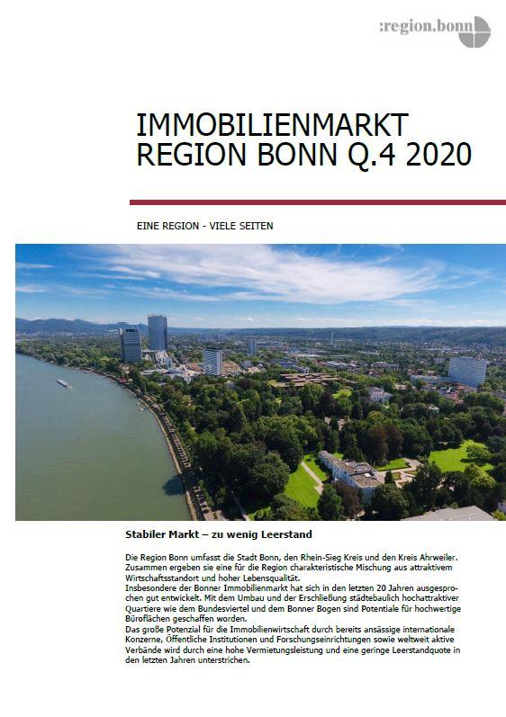 Büromarkt Region Bonn 2020